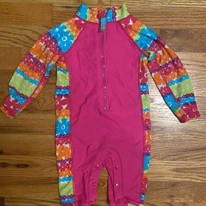 18 month One Step Ahead Swimsuit Bathing Suit Swim